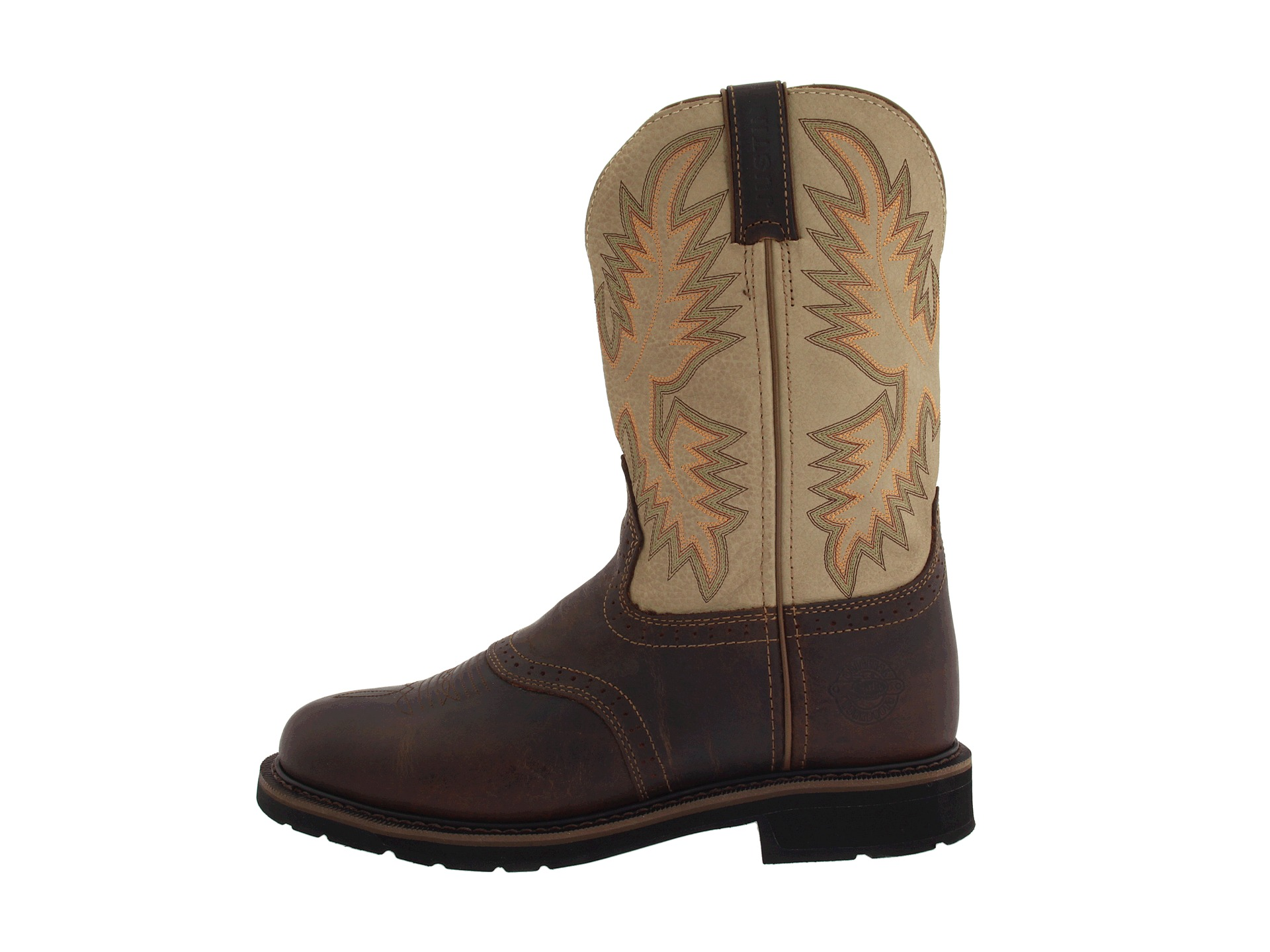 Justin Wk4660 11 Quot Work Boot Zappos Com Free Shipping