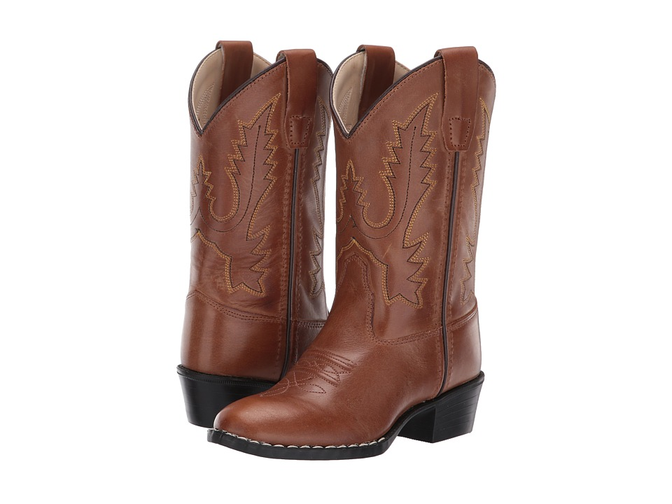 142a8e6fb51ca Old West Kids Boots Round Toe Western Boot Cowboy Boots