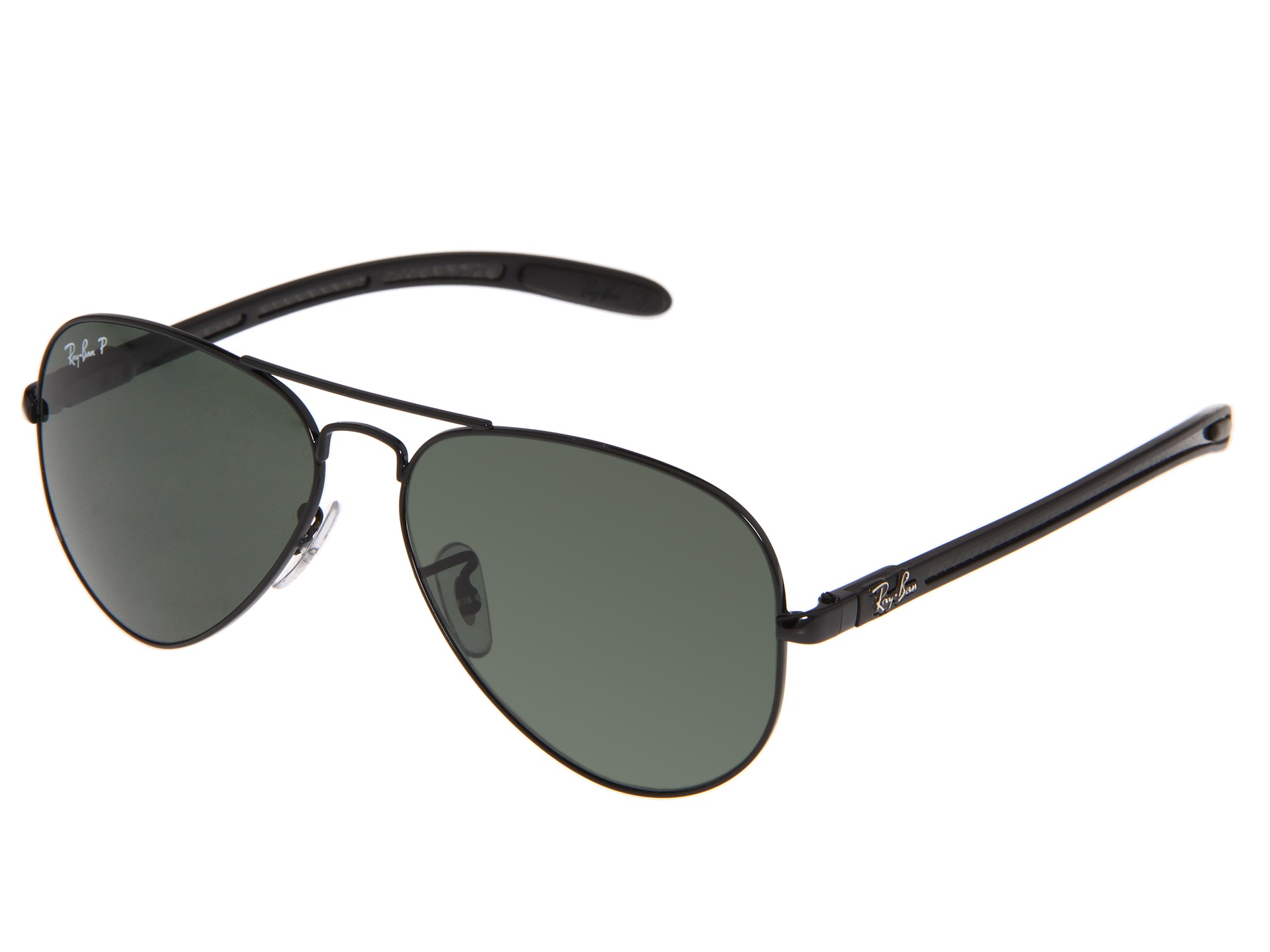 06888122f6 Ray Ban RB8307 Aviator Tech Polarized 58 Large on PopScreen
