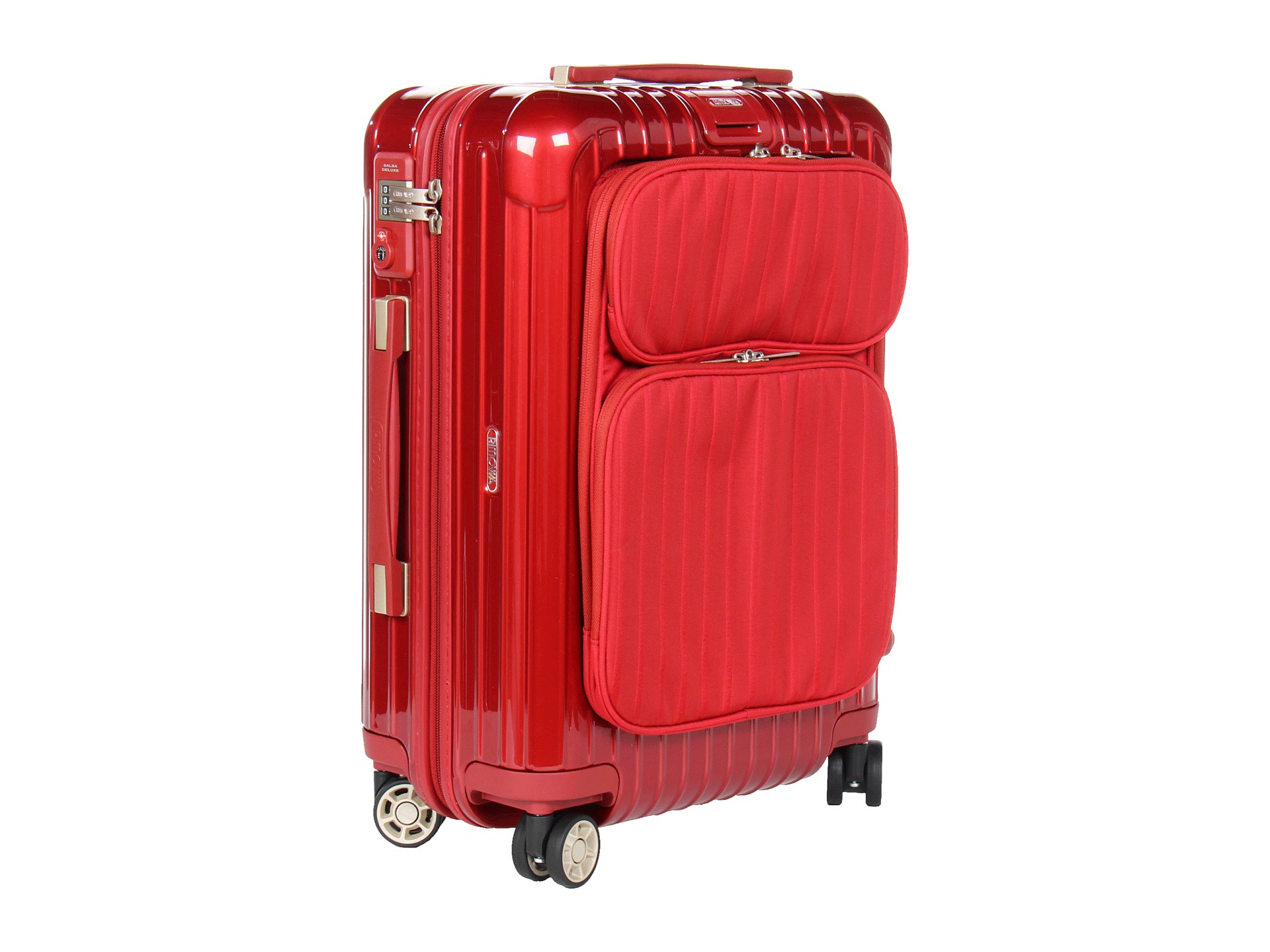 rimowa salsa deluxe hybrid 21 cabin multiwheel iata free shipping both ways. Black Bedroom Furniture Sets. Home Design Ideas