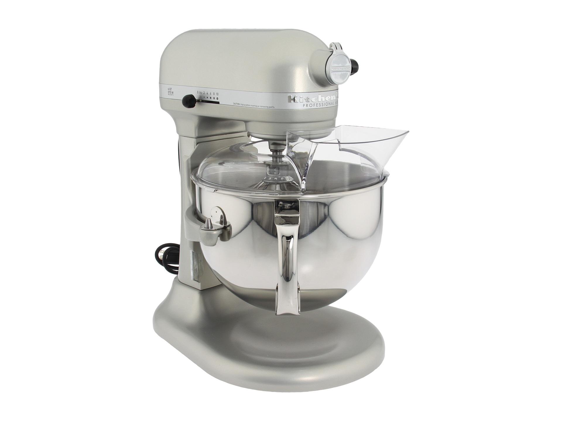 Kitchenaid Kp26m1x Professional 600 Series 6 Quart Bowl