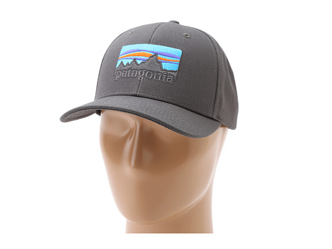 285dfb973e4 Where To Buy Patagonia Roger That Hat 73 Logo Forge Grey - Men s Hat ...