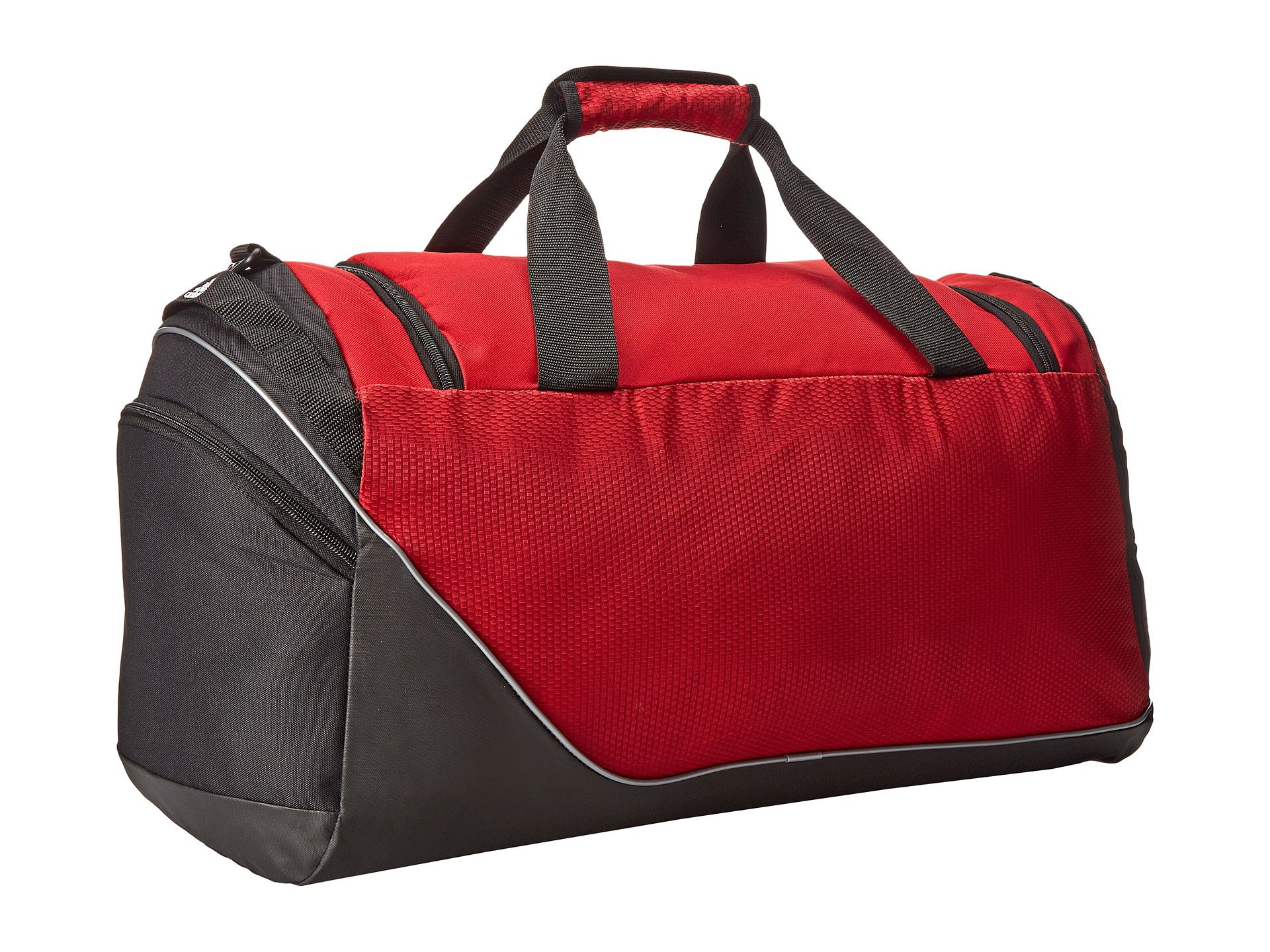 f4b02d4798cb adidas Team Speed Duffel Medium University Red Black on PopScreen