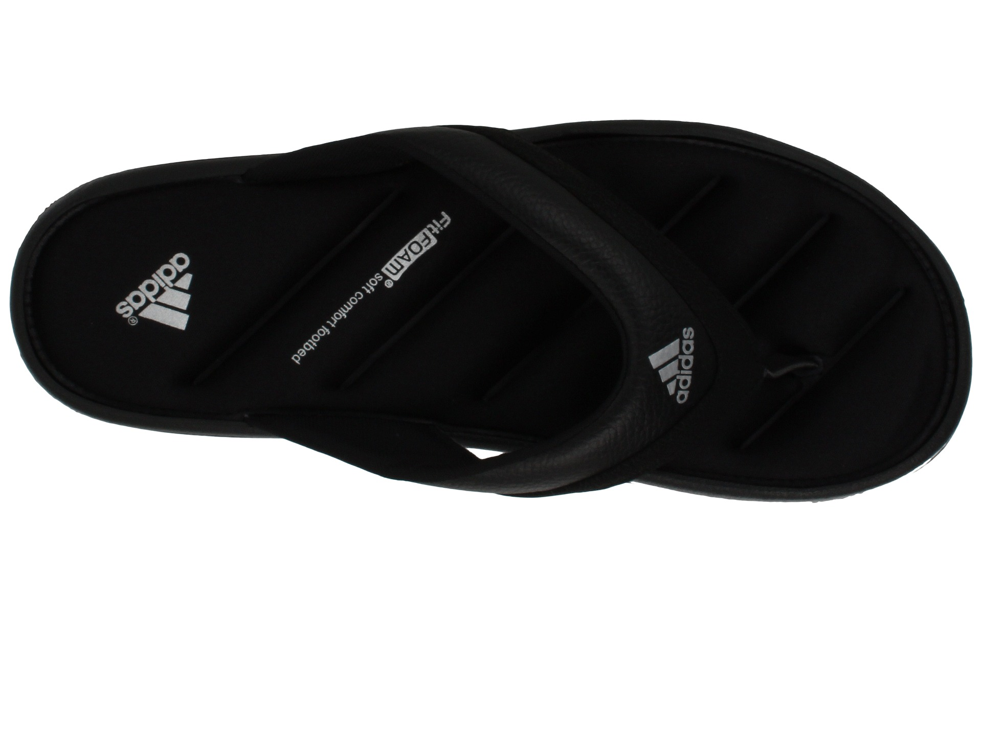 b03cf83e5 adidas fit foam sandals on sale   OFF53% Discounted