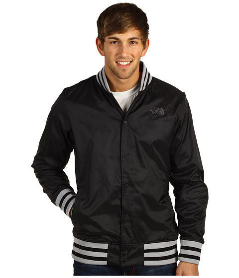 1158eda66 1 GREAT The North Face Mens Varsity Squad Jacket Tnf Black with ...
