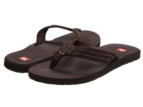 Luclini Shop  Reviews Quiksilver Carver Suede 2 Sandals Discount 6b91f7897d725