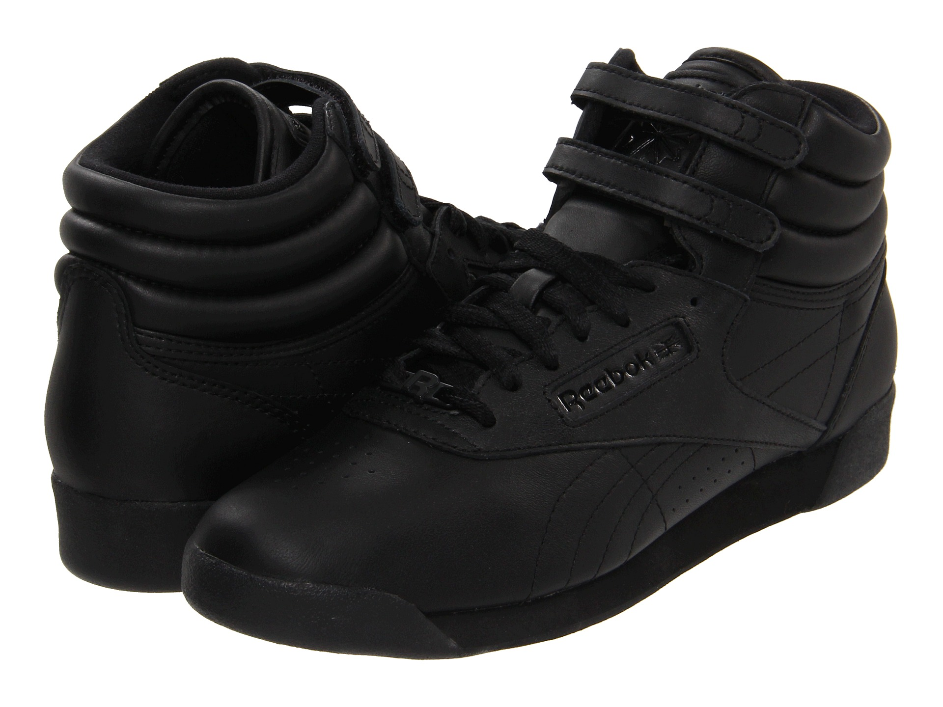 mens reebok classic high tops black