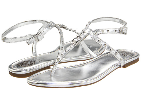 Silver Flat Sandals Summer 2012 Must Have Fashion For Me