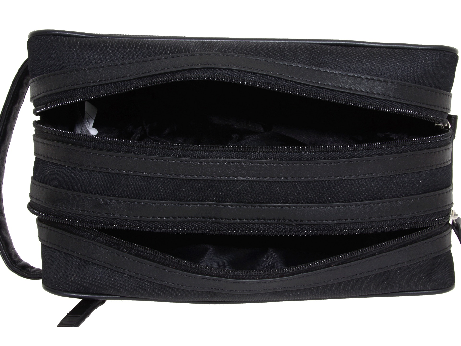Kenneth Cole Reaction Nylon Twill Double Compartment Top
