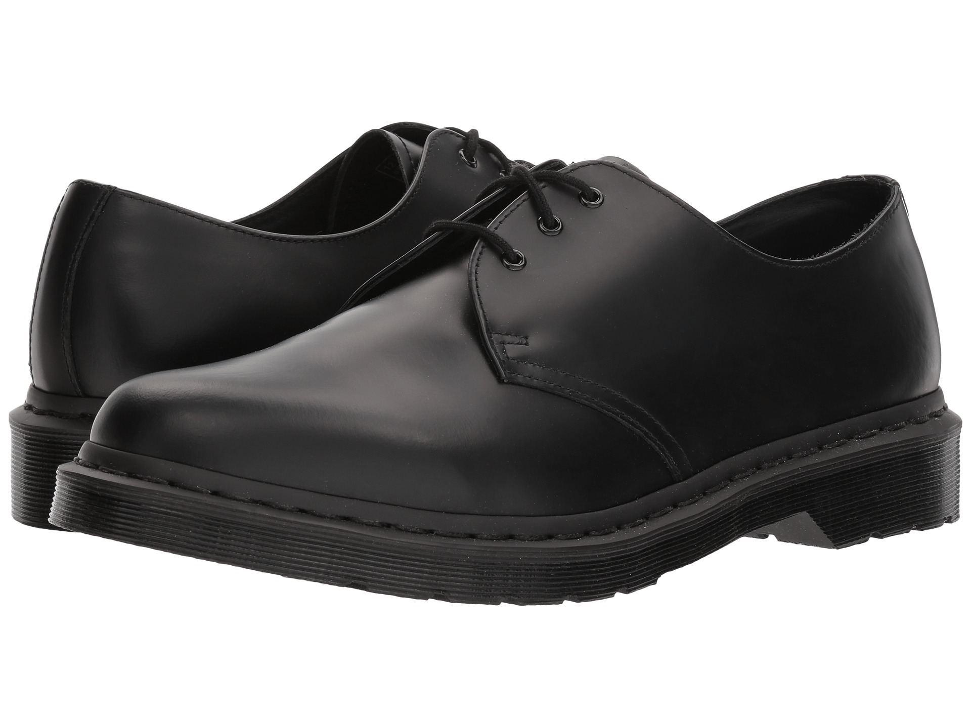 dr martens 1461 3 tie shoe at. Black Bedroom Furniture Sets. Home Design Ideas