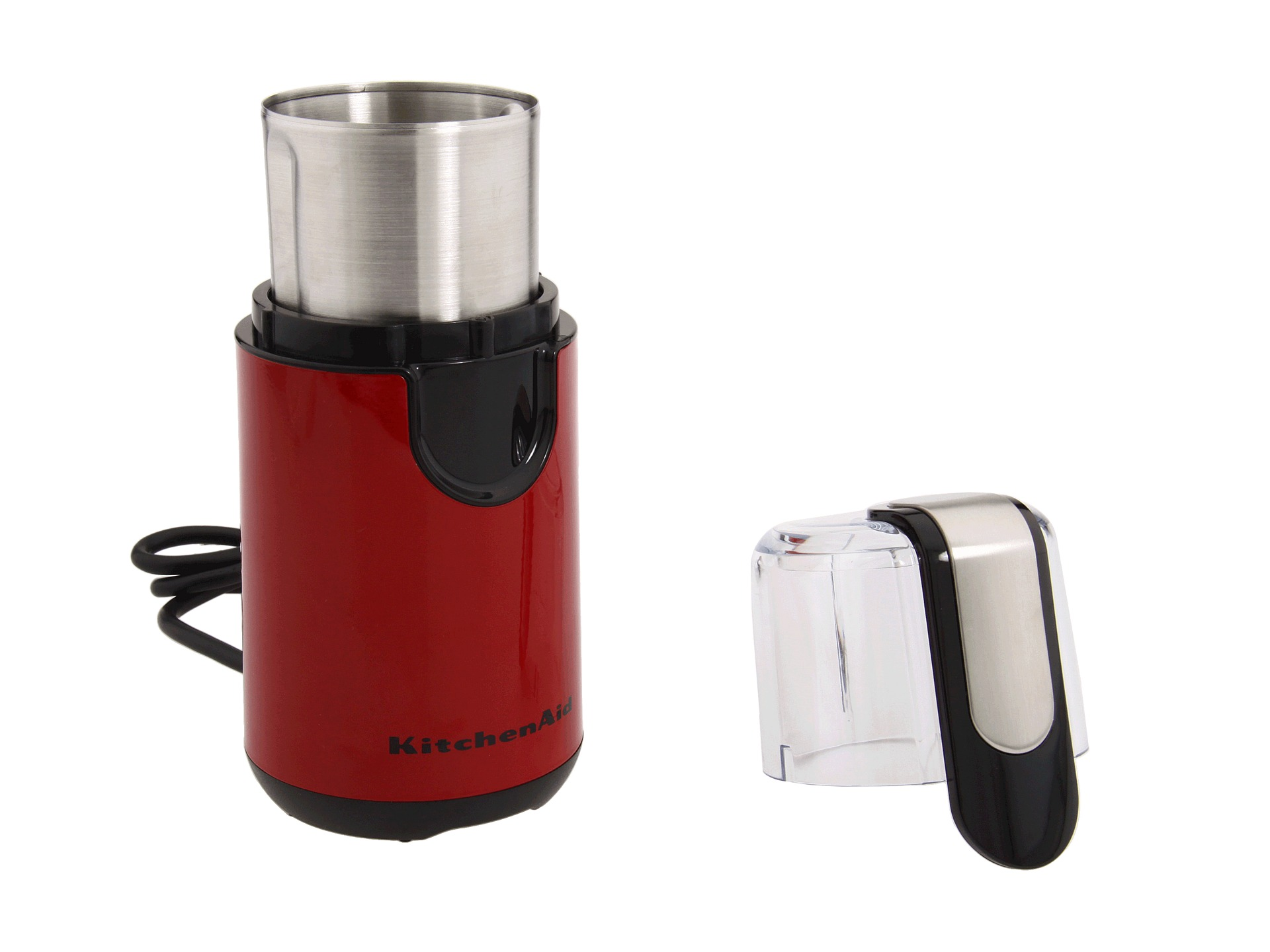No results for kitchenaid bcg111 blade coffee grinder red - Search Zappos.com