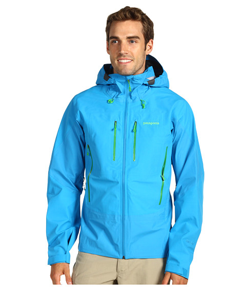 Patagonia Triolet Jacket Review   OutdoorGearLab