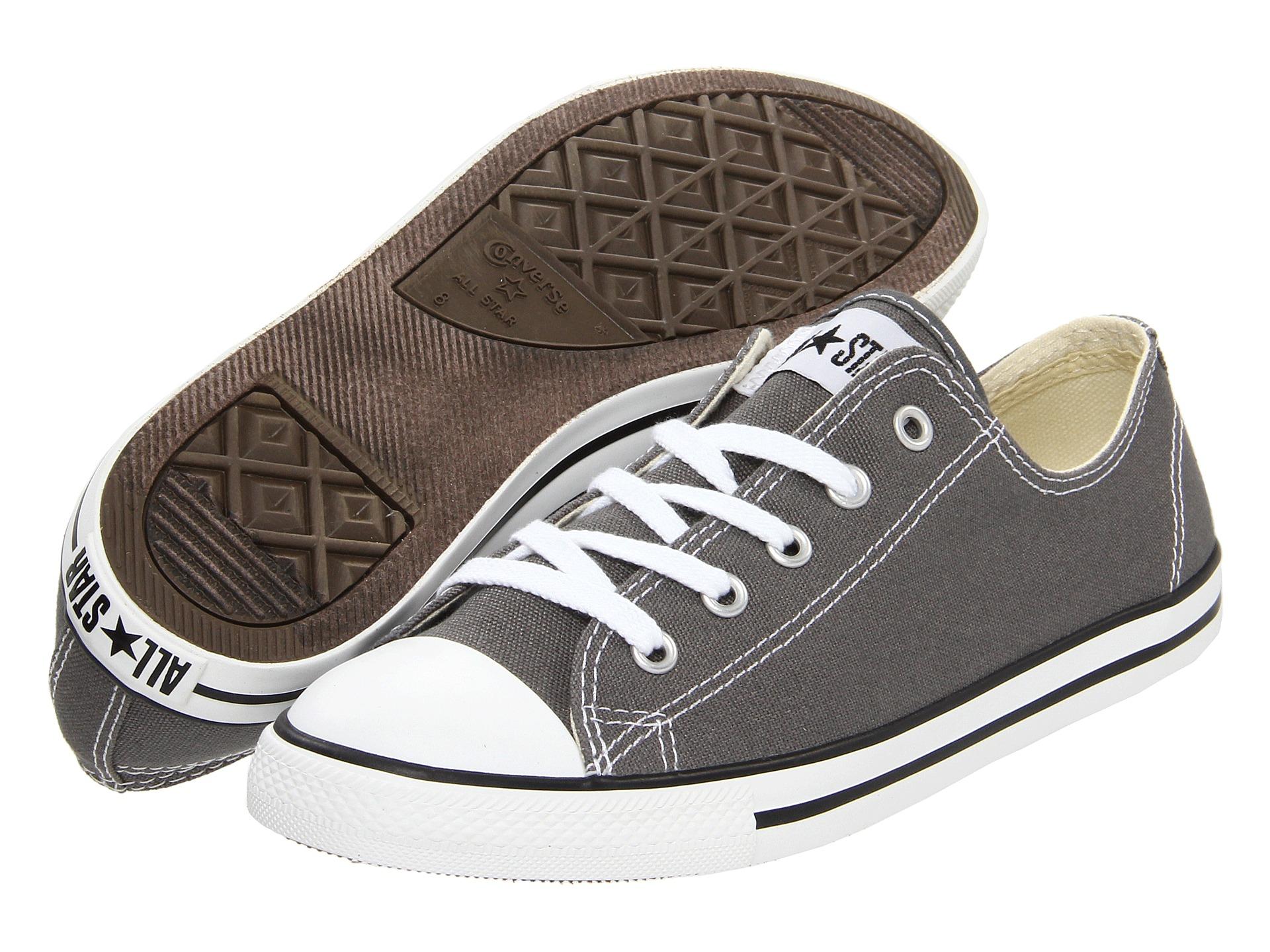 Dual Shoe Converse