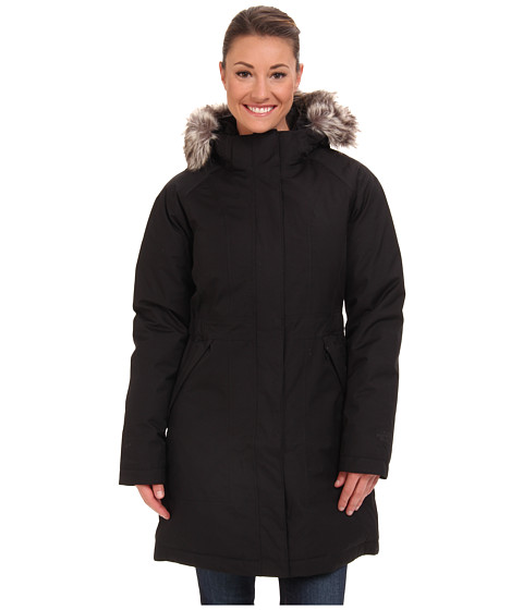 new the north face womens arctic down parka jacket. Black Bedroom Furniture Sets. Home Design Ideas