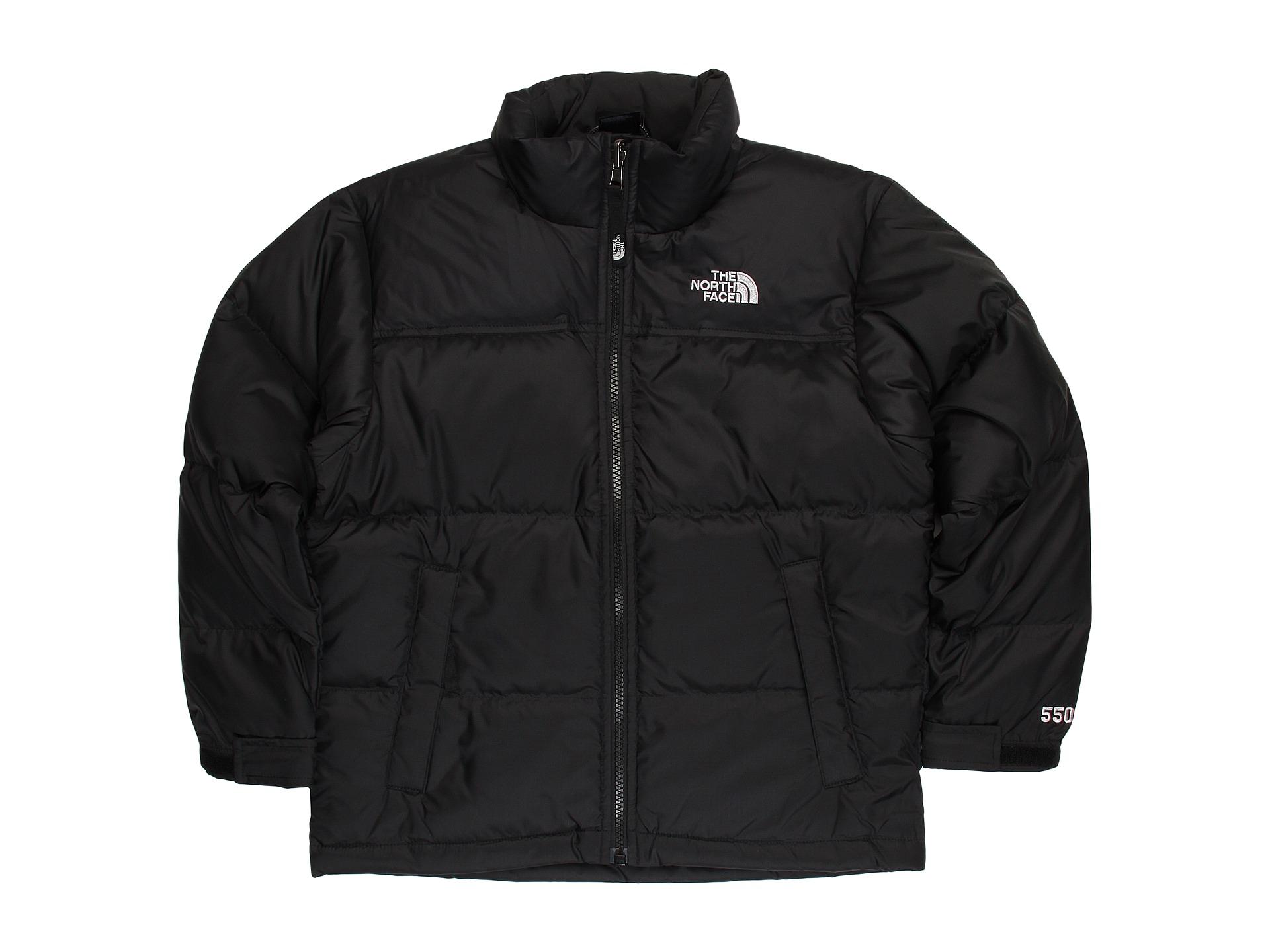 The North Face Kids Boys Nuptse Jacket Little Kids Big