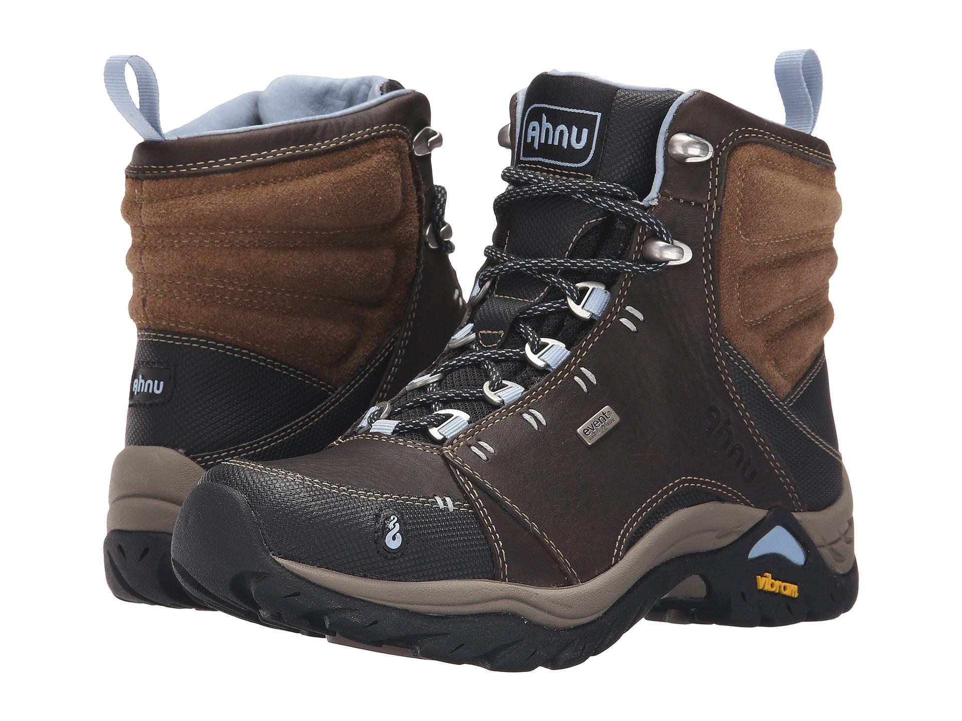 Ahnu Montara Boot Smokey Brown - Zappos.com Free Shipping