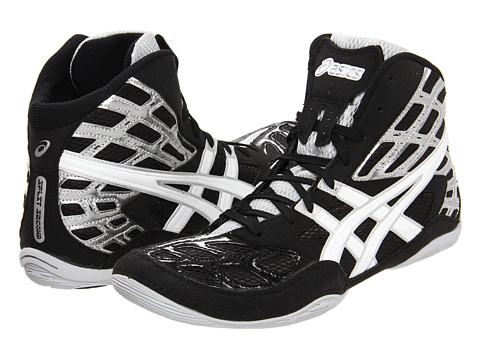 Asics Men S Split Second Wide Wrestling Shoe  W