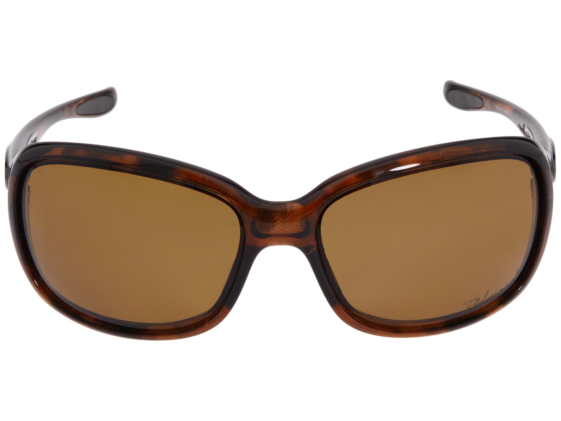 7e1a7f6df1 Oakley Urgency Polarized Tortoise Bronze Polarized on PopScreen
