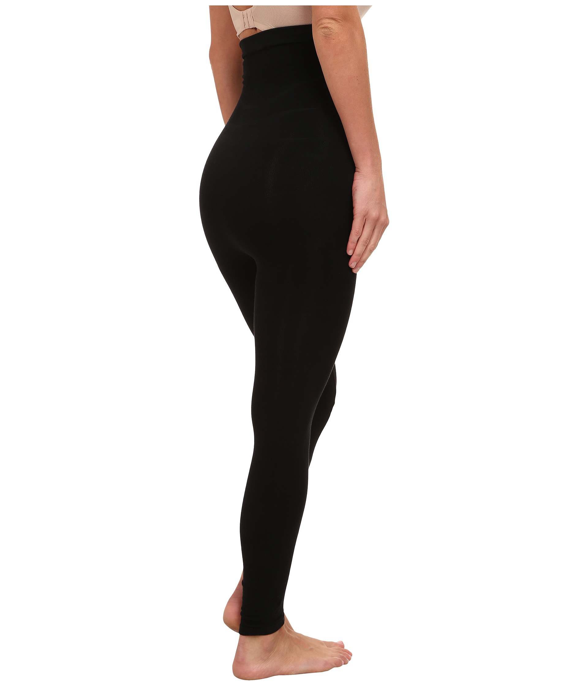 TYPES - The SATINA High Waisted Full Length Leggings are for every size Homma Premium Thick High Waist Tummy Compression Slimming Leggings. by Homma. $ $ 19 50 Prime. FREE Shipping on eligible orders. Some sizes/colors are Prime eligible. 4 out of 5 stars Product Features.