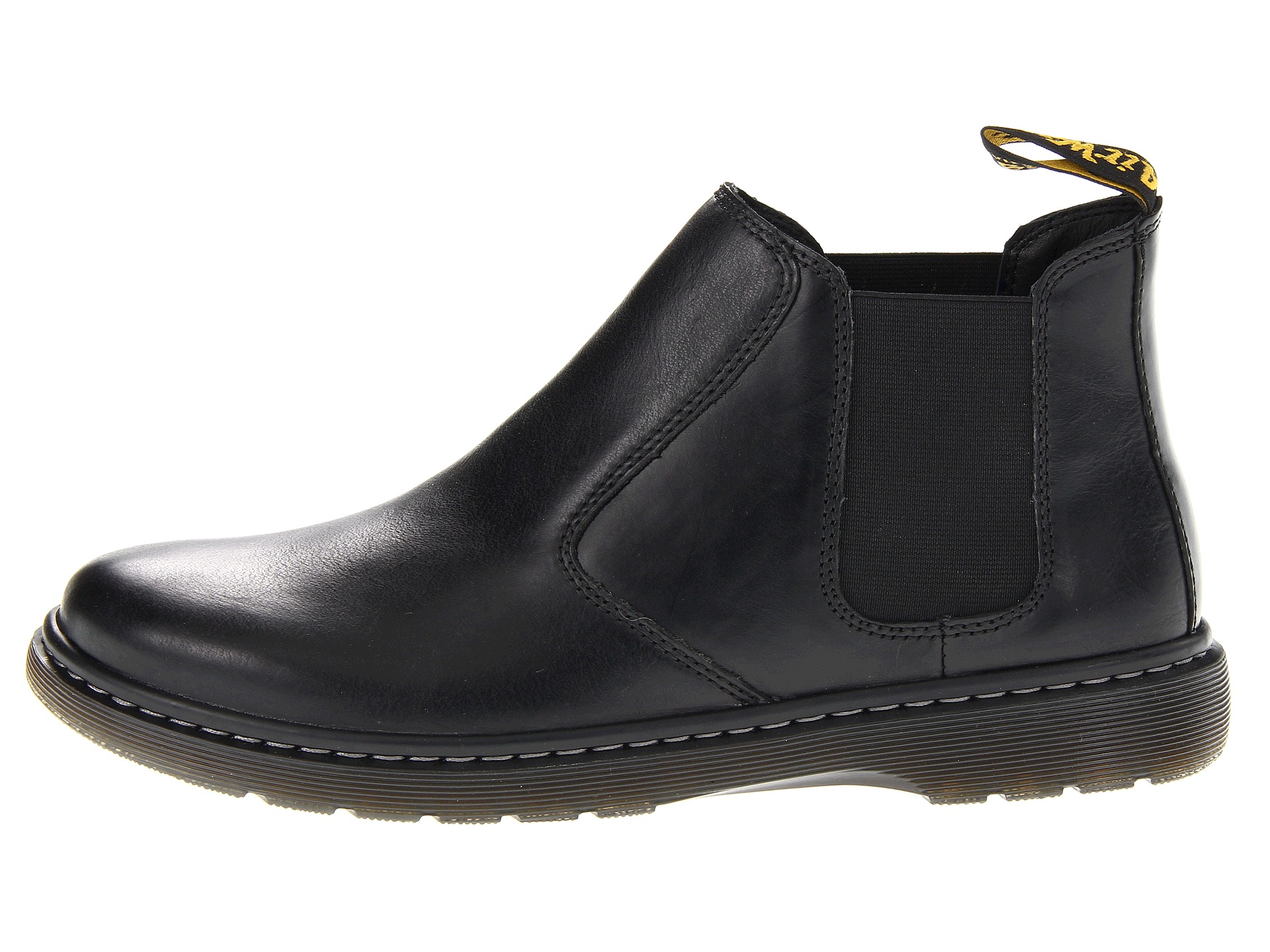 dr martens conrad chelsea boot shoes shipped free at zappos. Black Bedroom Furniture Sets. Home Design Ideas