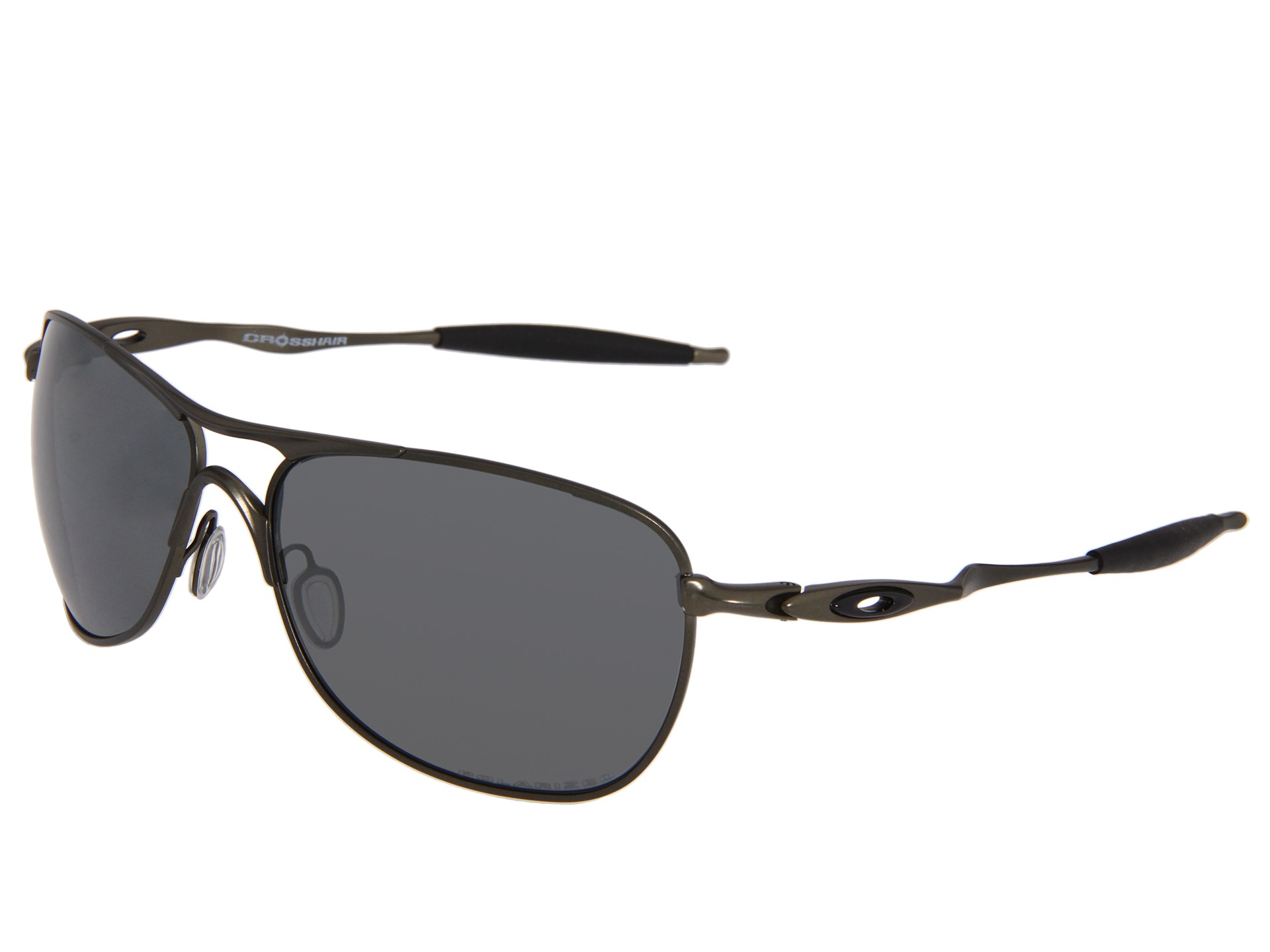 214a4f2bea Oakley Crosshair Pewter Black Iridium « Heritage Malta