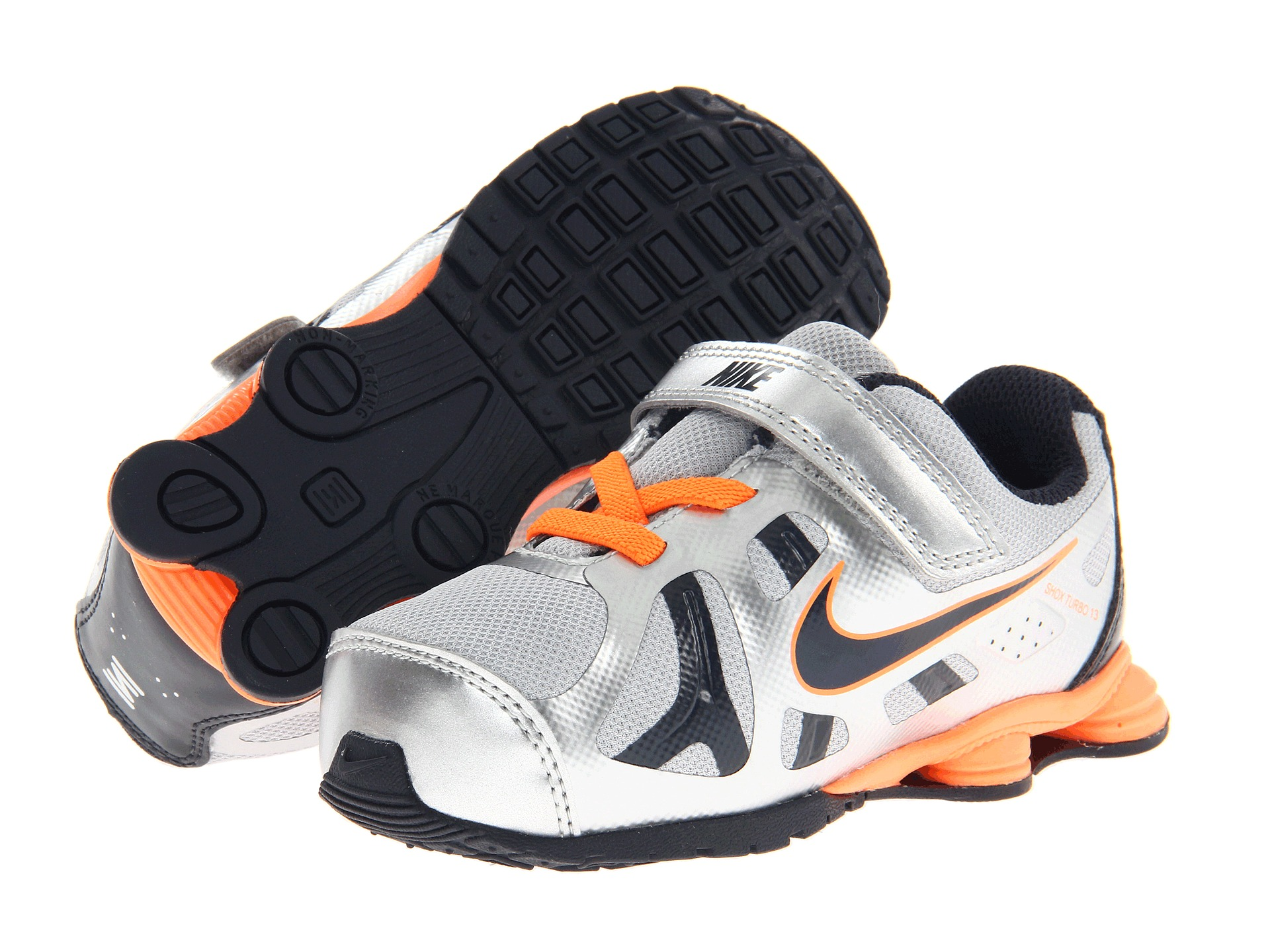 competitive price 4a205 c9a09 Nike Kids Shox Turbo 13 (InfantToddler)