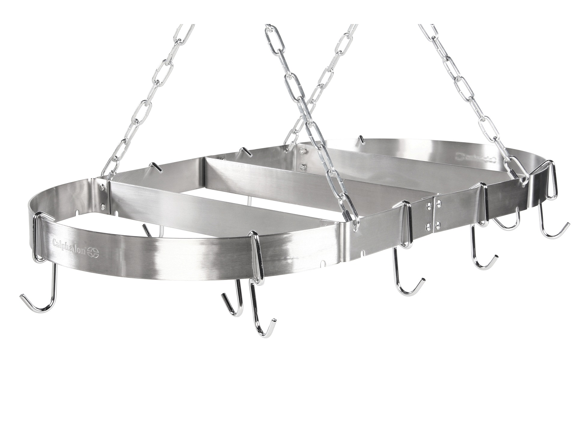 Calphalon Stainless Steel 18 X 36 Pot Rack Shipped Free