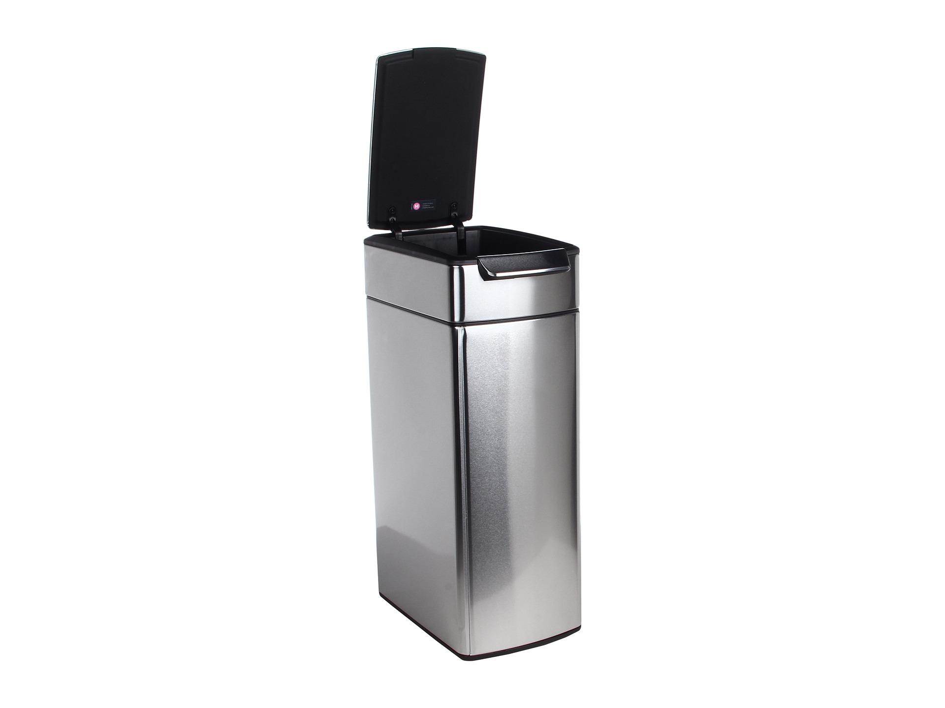 Simplehuman Trash Can