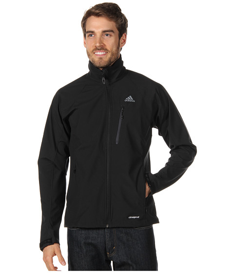 6d27d33e979f 1 GREAT Adidas Outdoor Ht Softshell Jacket Black Tech Grey with ...