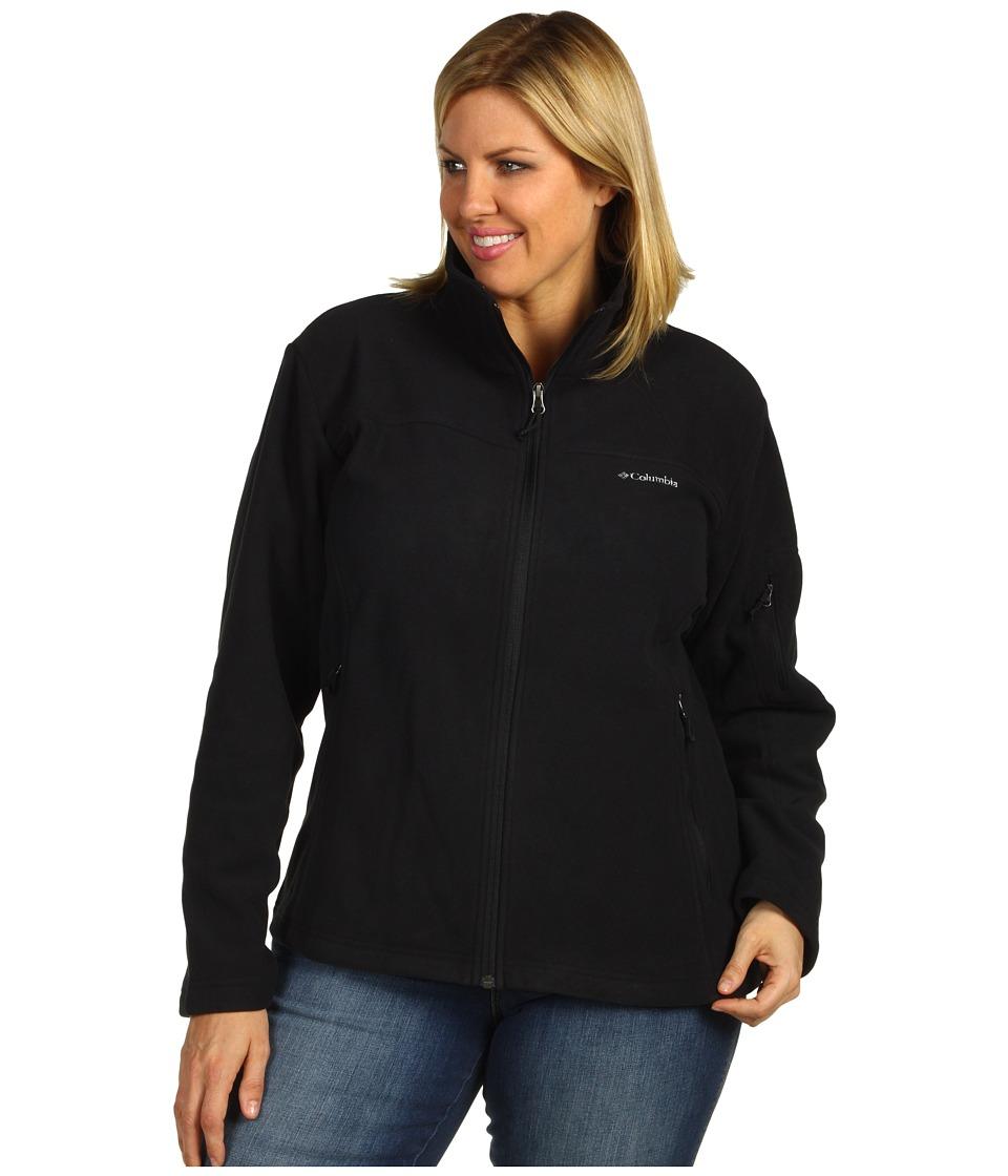 Fleece womens jackets
