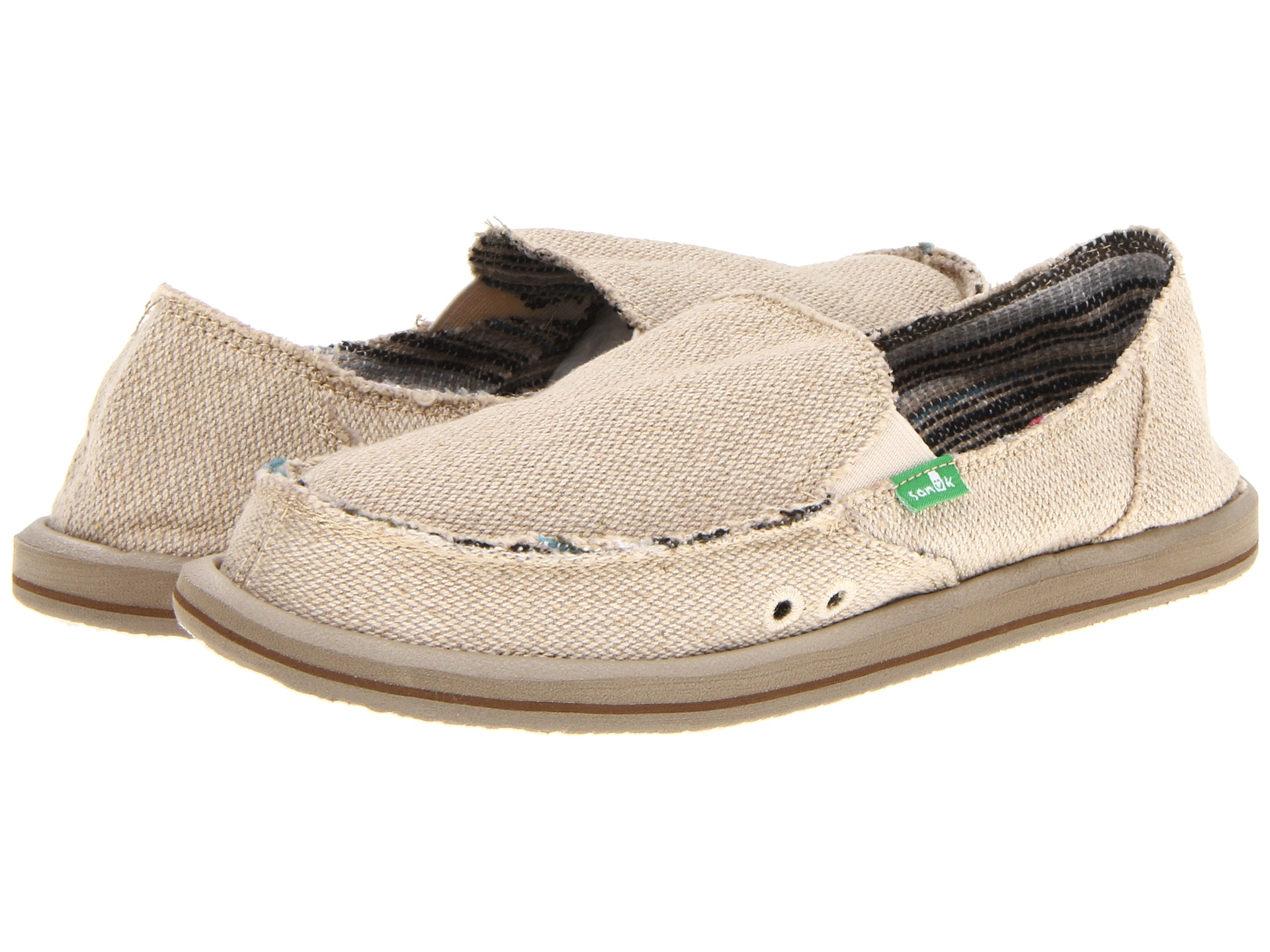 Sanuk Slip On Shoes Weight