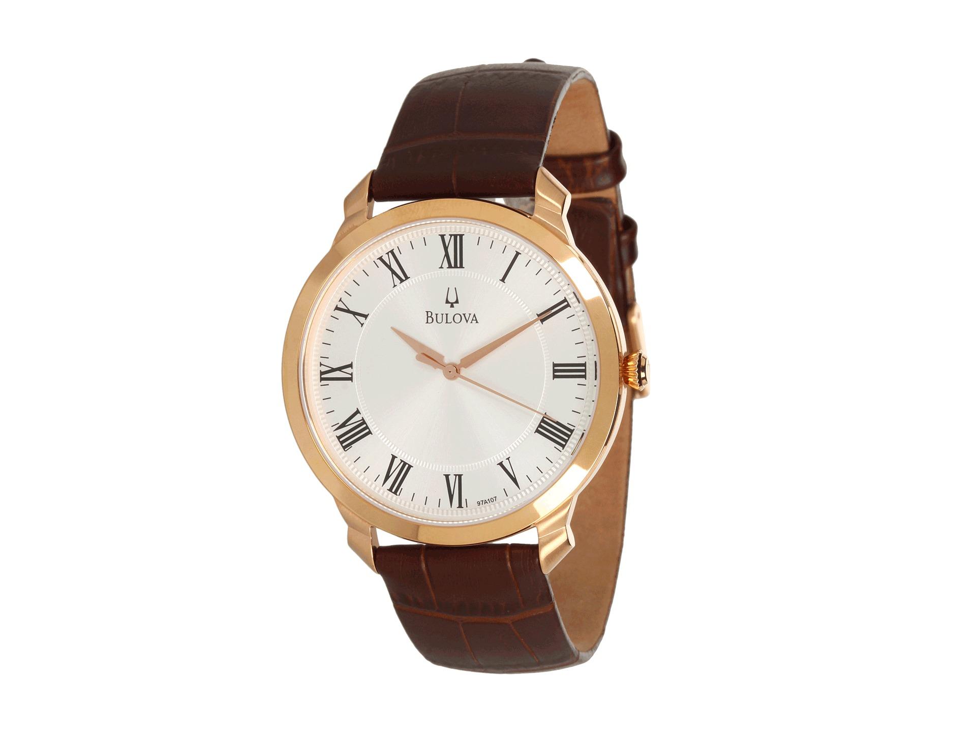 Bulova Watches - Certified Watch Store