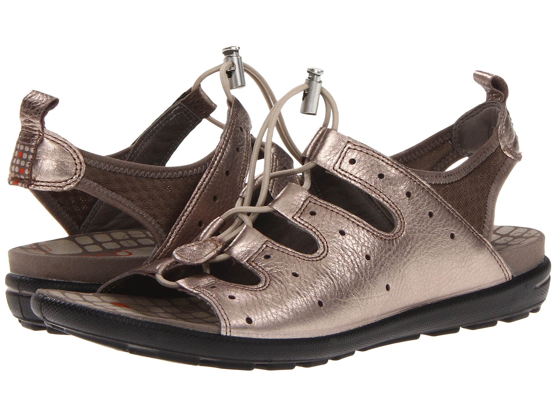 a7015b6cb98c ECCO Jab Toggle Sandal on PopScreen