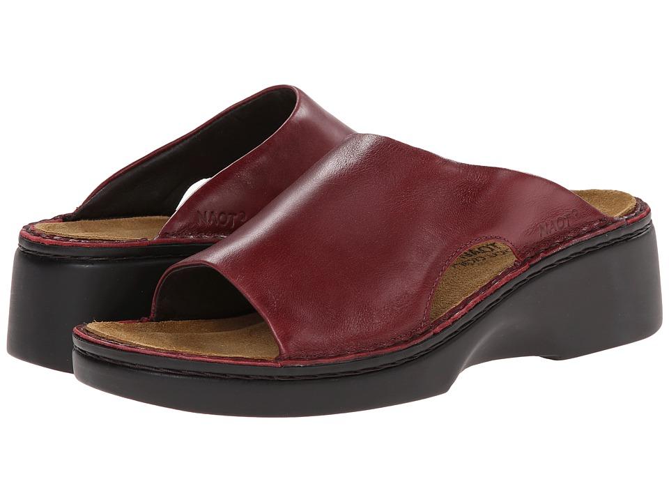 Women S Naot Sandals