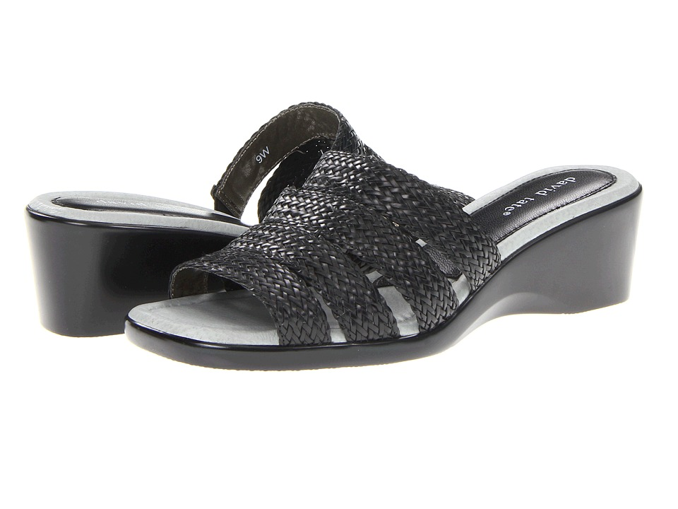 Womens Wedge Shoes - Wide Width, WW