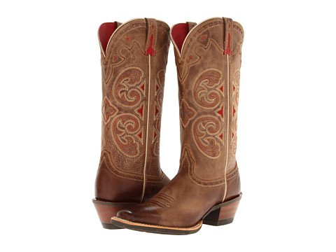 25ecd2a17bff Spruce up your style for summer with Madrina boot by Ariat®.