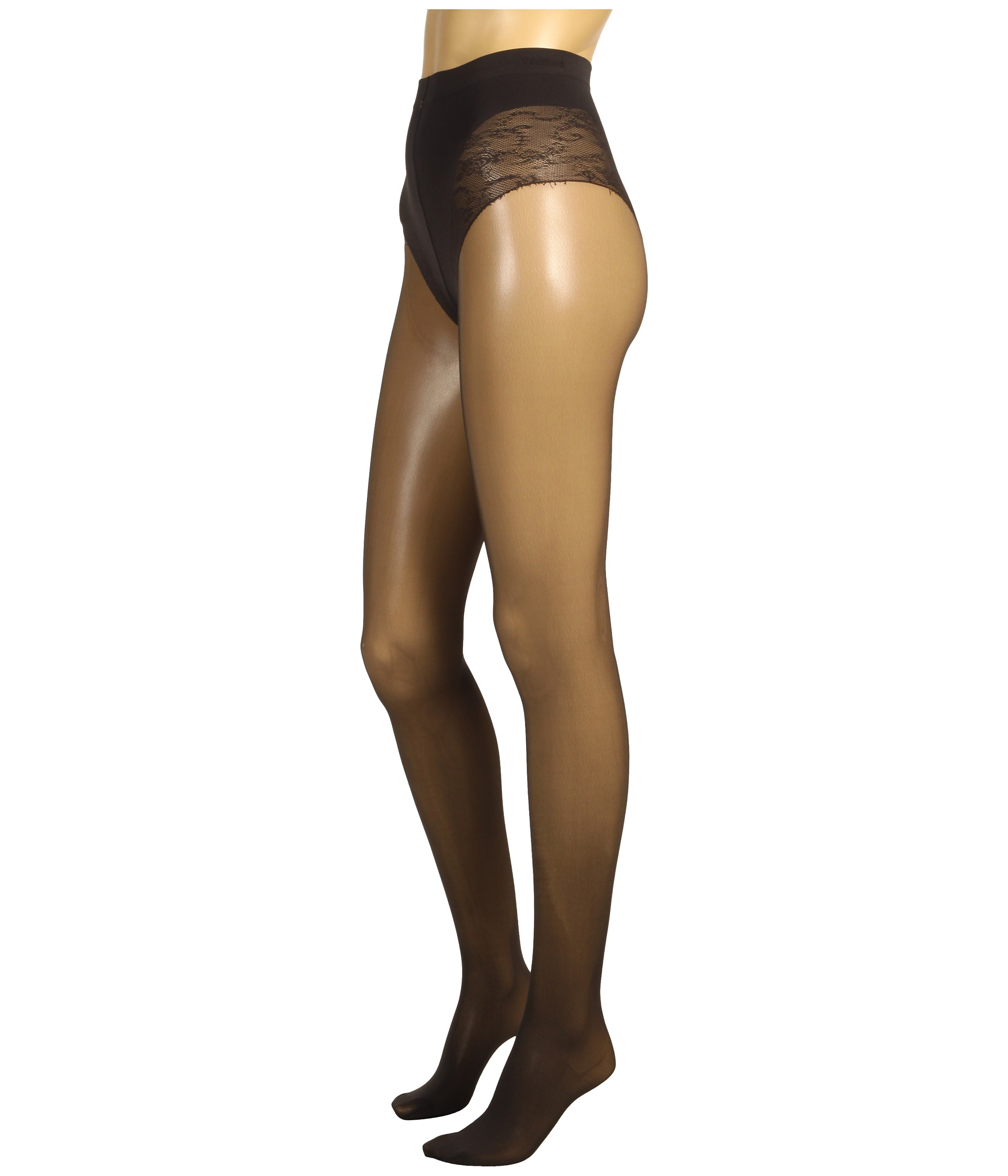 Best Shaping Tights For A Warm Day: Wolford Luxe 9 Control Top Tights As you surely know, Spanx has the reputation for being the best shaping tights, but we believe these Wolford shaping sheer tights are one of the best (if not the best) ultra sheer shaping tights you can find out there.