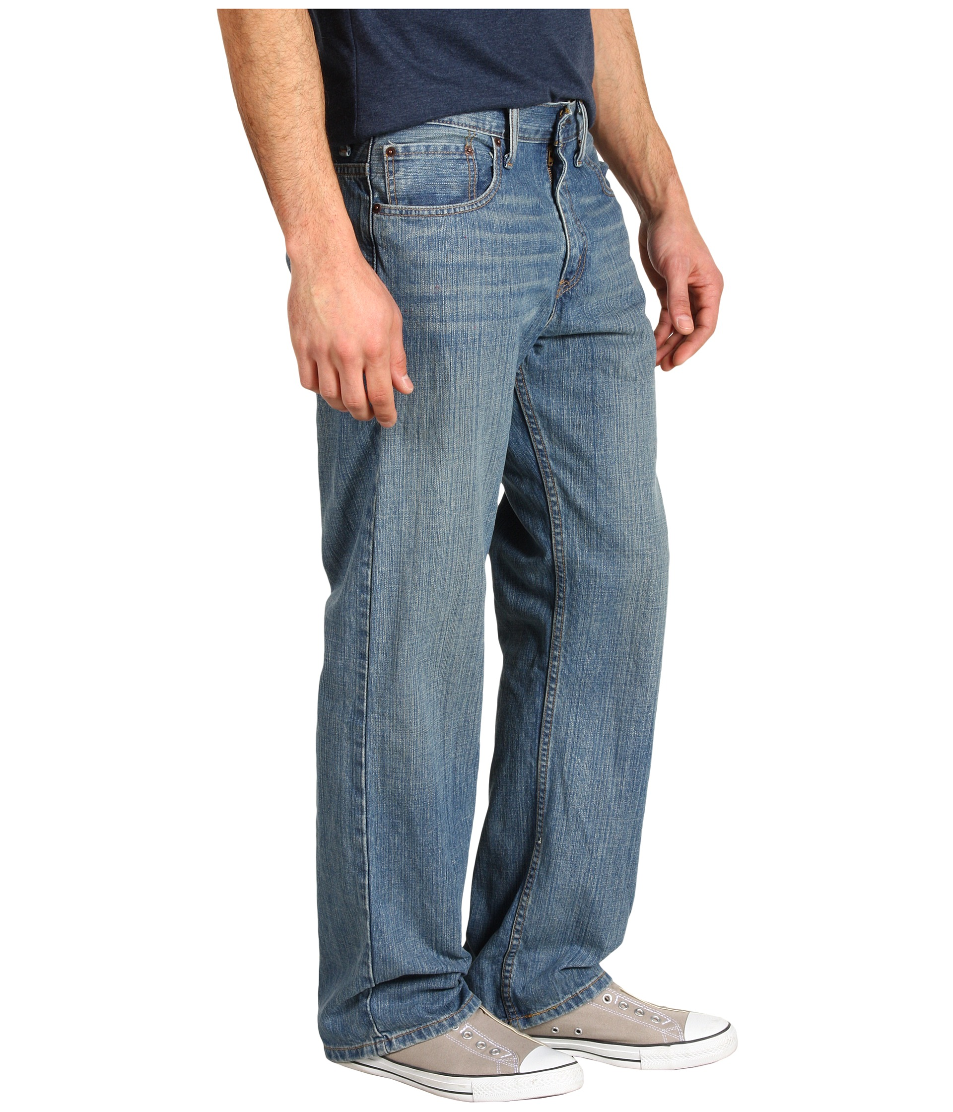 These Ariat jeans feature an extra relaxed fit through the seat and thigh with a lower rise and straight leg. Built tough as nails, these Rebar jeans are 2X more durable and will work as hard as you do.