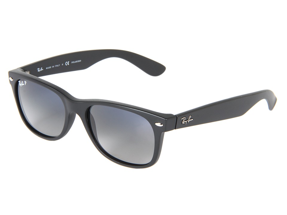 31c2865c88 Ray Ban New Wayfarer Matte Black Polarized 55mm « Heritage Malta