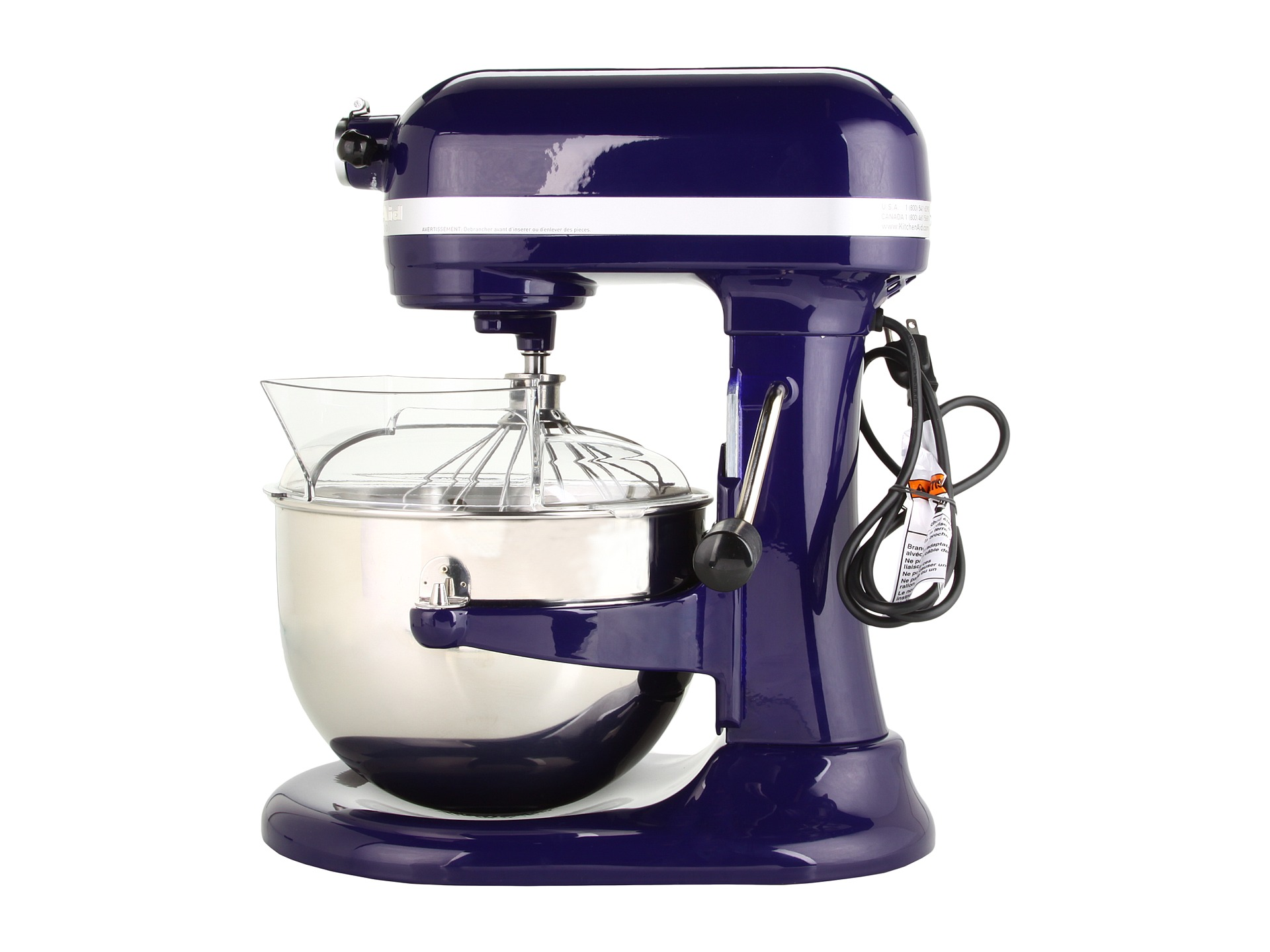 New Kitchenaid Pro 600 Cobalt Blue Stand Mixer 6quart