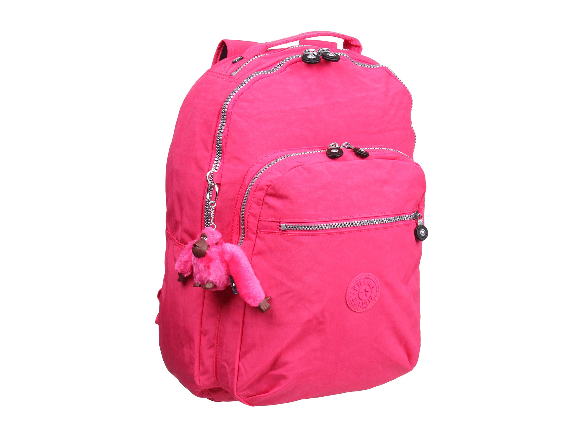 Kipling BP Goddard Gray Backpack Laptop Limited Edition for Macy's $ New See more like this.
