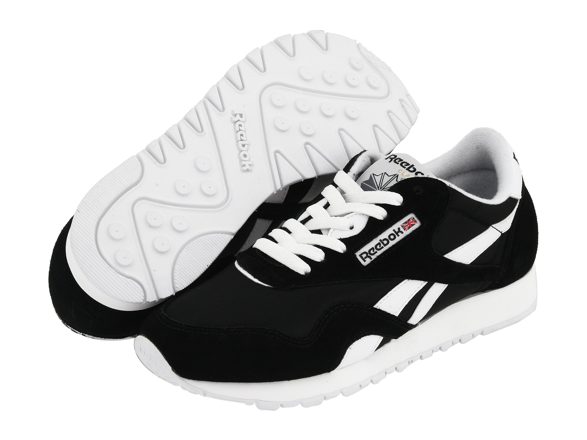 Buy reebok classic nylon black   OFF63% Discounted 813a01002