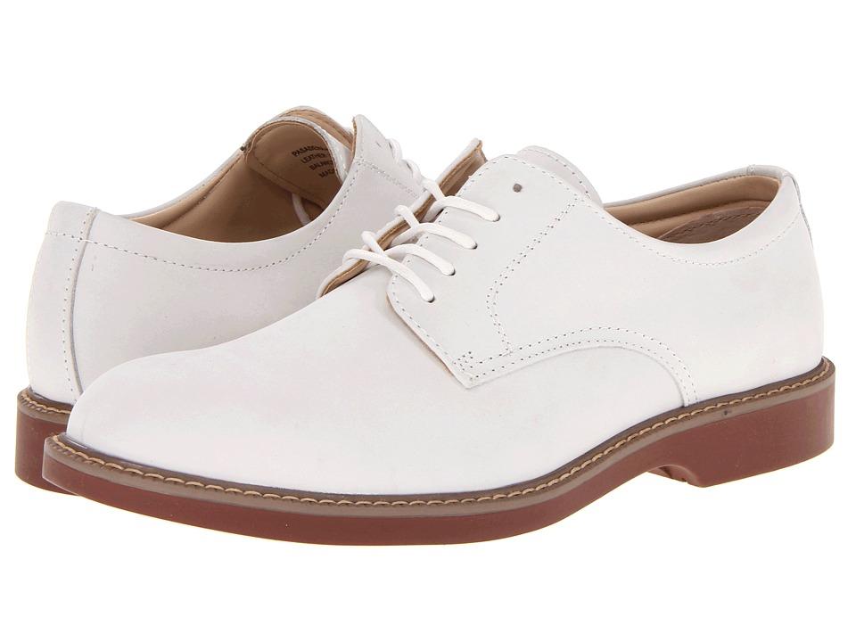 Bass White Bucks Shoes