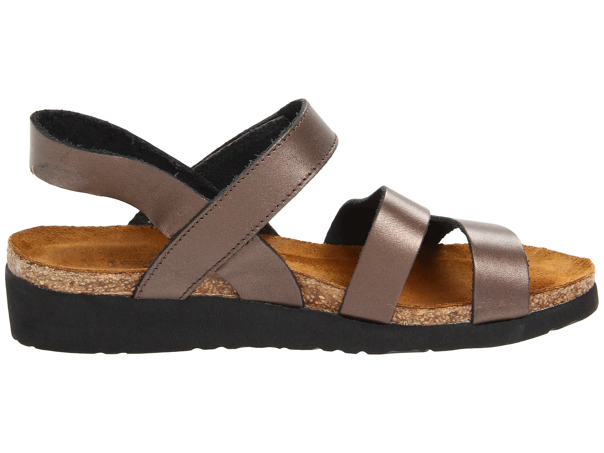 Naot Footwear Kayla Copper Leather Zappos Com Free