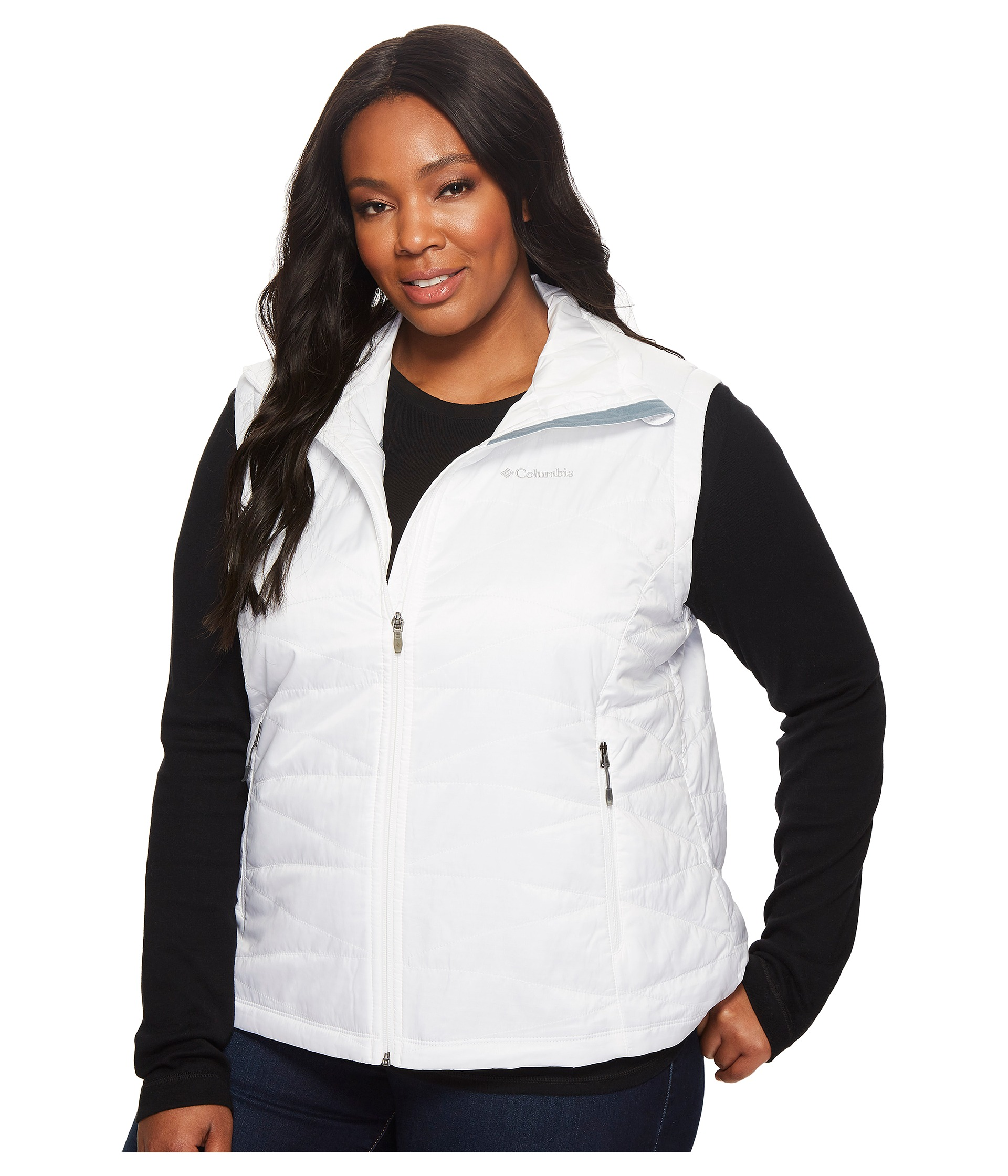 0ddbfde67f7 Columbia Plus Size Mighty Lite™ III Vest on PopScreen