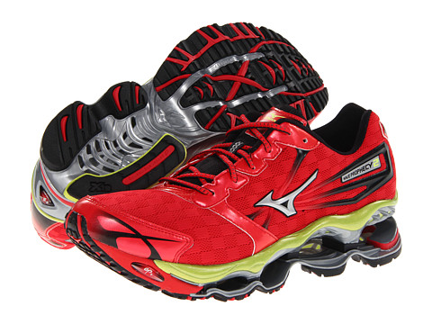 best service 8cc06 001e1 womens mizuno wave prophecy 2 red