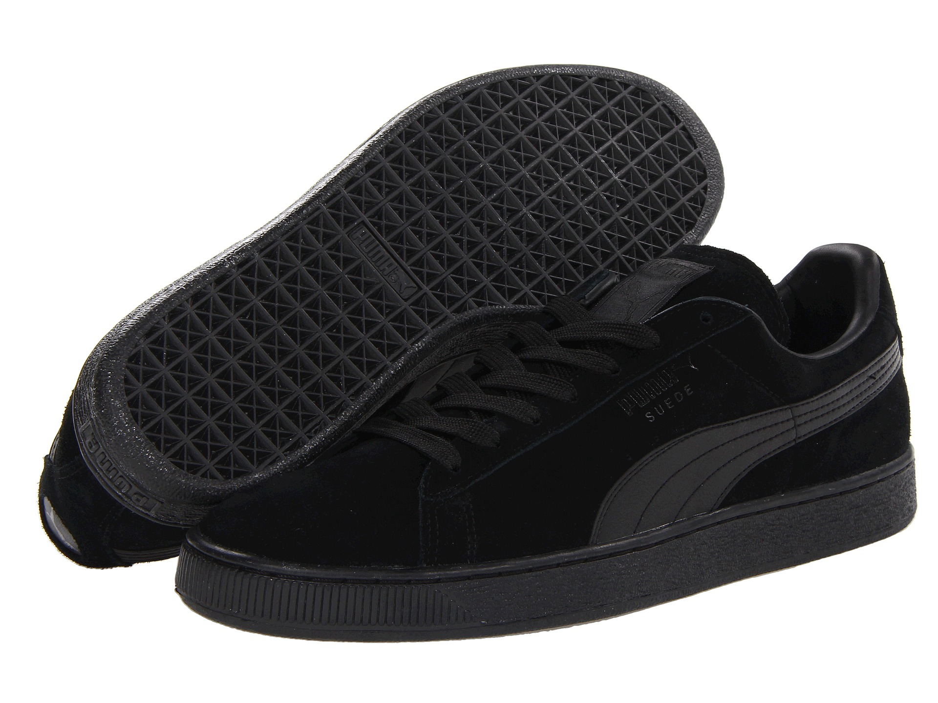 674dbb556d07 puma suede all black on sale   OFF45% Discounts
