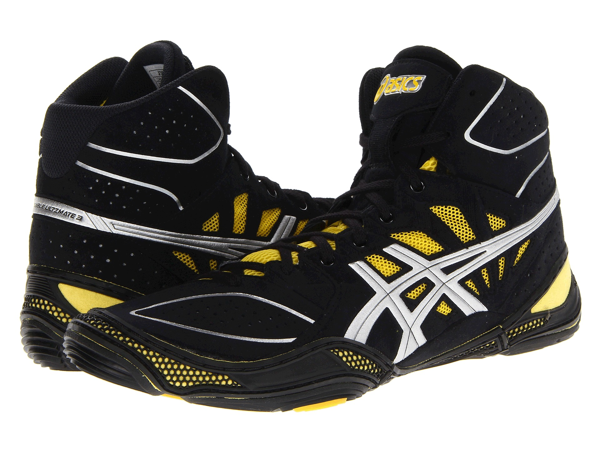 1ccaa9fc261 Asics Dan Gable Ultimate 3