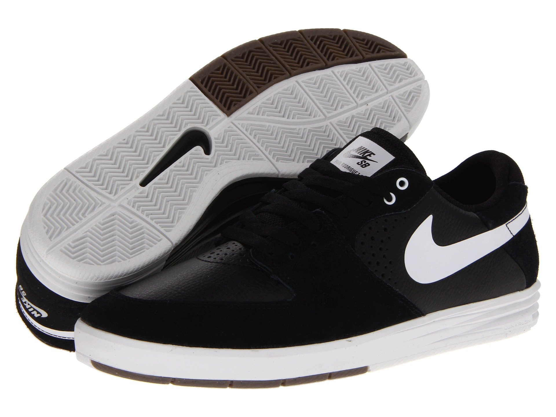 nike sb paul rodriguez 7 shipped free at zappos. Black Bedroom Furniture Sets. Home Design Ideas