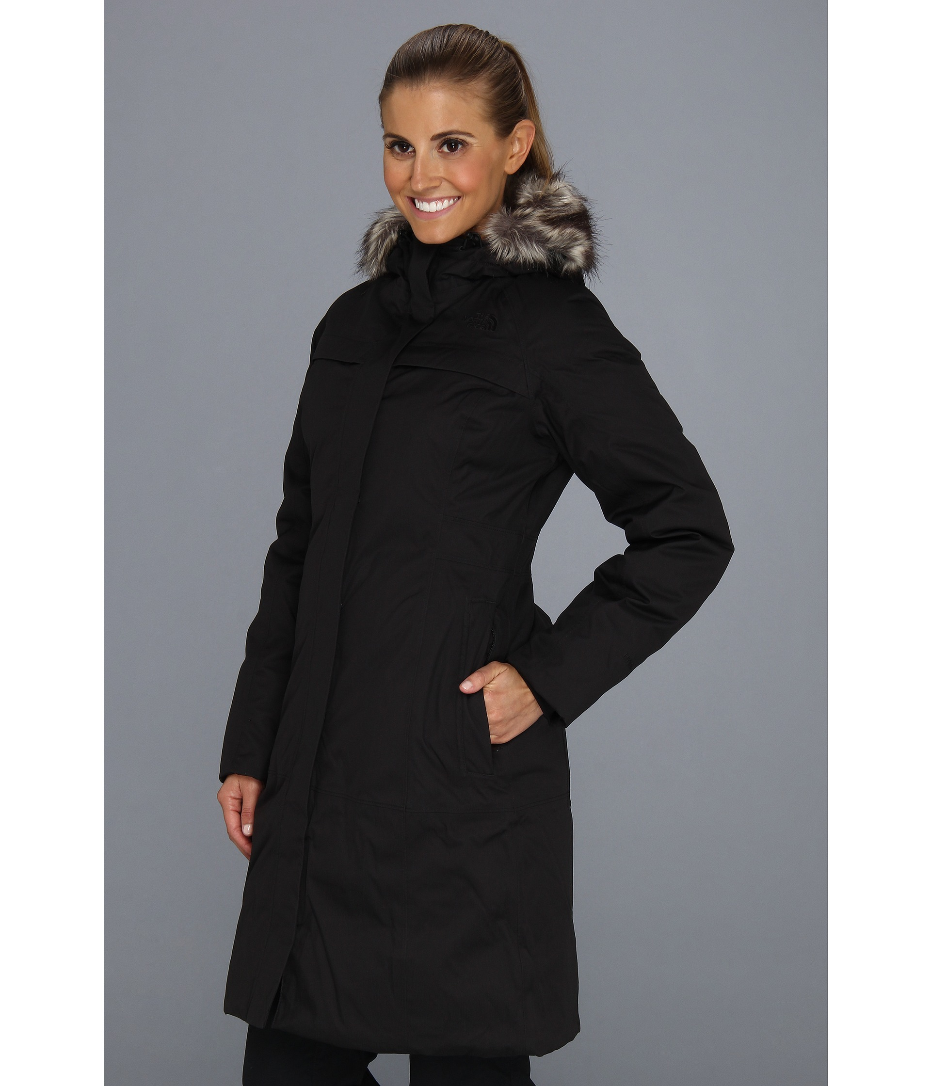 the north face arctic parka free shipping. Black Bedroom Furniture Sets. Home Design Ideas